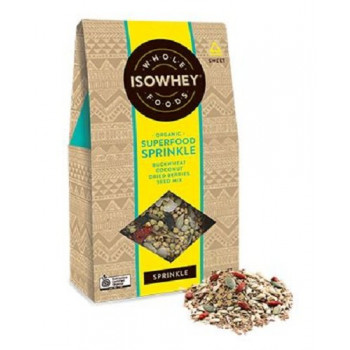 Isowhey Wholefoods Organic Superfood Sprinkle 300G