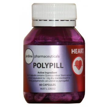 Jardine Pharmaceuticals Polypill Heart 60 Capsules