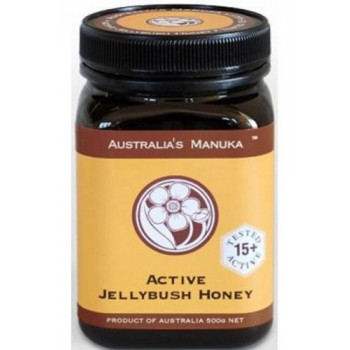 Australia's Manuka Honey Active Jellybush 15+ ULF 500g