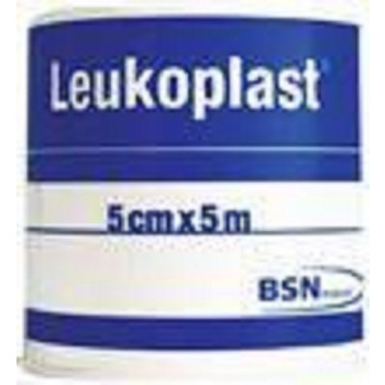 Leukoplast Waterproof 5cm x 5m (Navy Blue Spool)