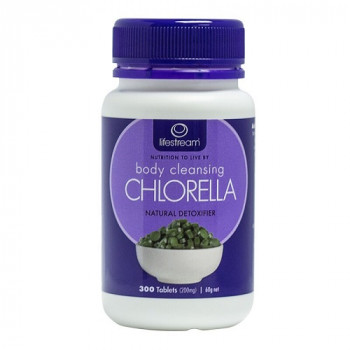 Lifestream Chlorella 300 Tabs