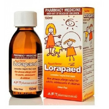 Lorapaed Oral Liquid 150ml