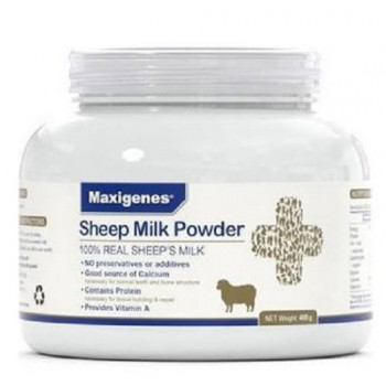 Maxigenes Sheep Milk Powder 400G