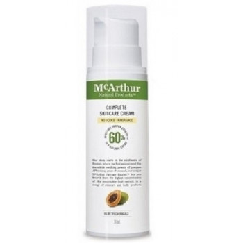 McArthur Complete Skincare Cream  Fragrance Free 240ml