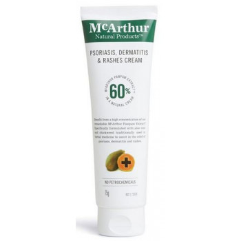 McArthur Psoriasis, Dermatitis and Rashes Cream 75g