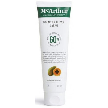 McArthur Wounds and Burns Cream 75g