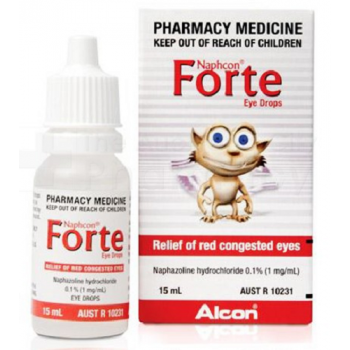 Naphcon Forte - 15Ml