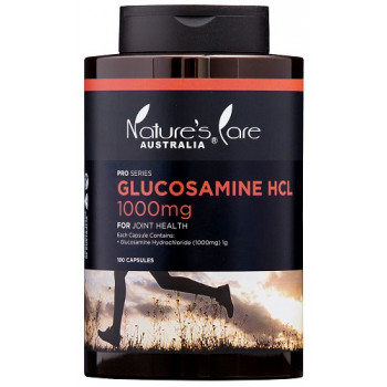 Nature's Care Pro Series Glucosamine 1000mg 180 Capsules