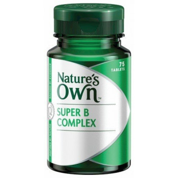Nature's Own Super B Complex x 75 TABS