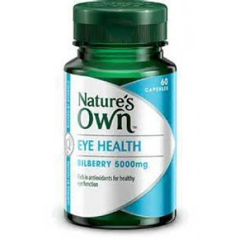 Nature's Own Eye health x 60 Caps