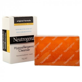 Neutrogena HypoAllergenic Cleansing Bar 95G