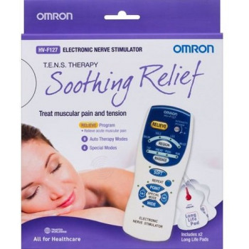 Omron TENS Therapy Device HV-F127