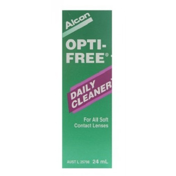 Opti Free Daily Cleaner 24Ml