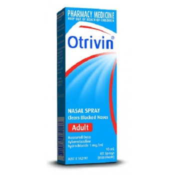 Otrivin Adult Drops 10mL