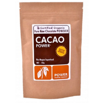 Power Super Foods Cacao Powder 125g
