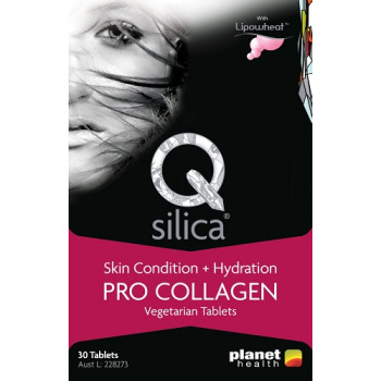 Qsilica Pro Collagen 30 Tablets