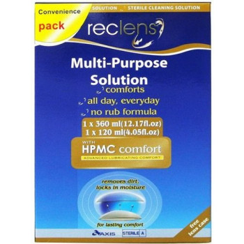Reclens Multi-Purpose Solution 360ml + 120ml