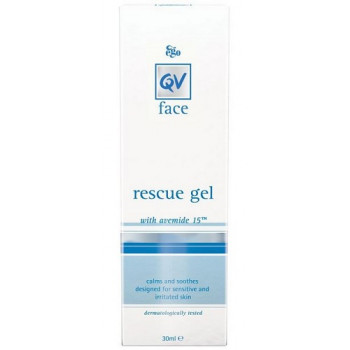 Ego QV Face Rescue Gel 25g