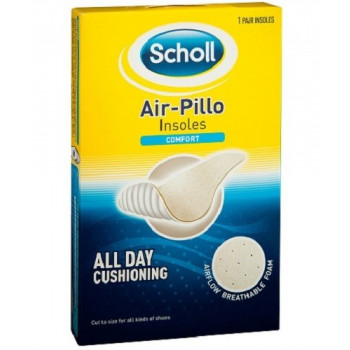 Scholl Insole Airpilo Mn 10-11