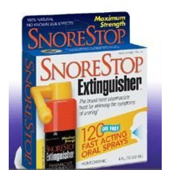 Snorestop Extinguisher Spray  12M
