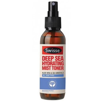 Swisse Deep Sea Hydrating Mist Toner 125ML