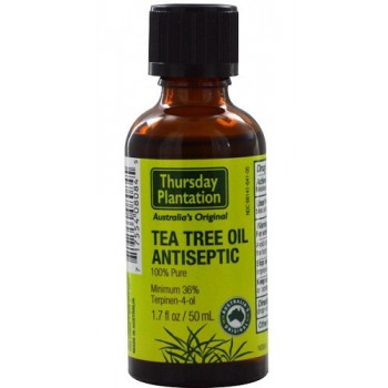 Tea Tree Pure Oil 50M Thursday Plantation