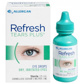 Refresh Tears Plus 15Ml