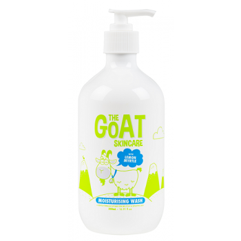 The Goat Skincare Wash With Lemon Myrtle 500mL