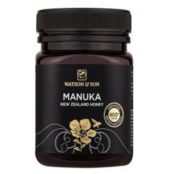Watson & Son Manuka New Zealand Honey MGO 800+ 250G