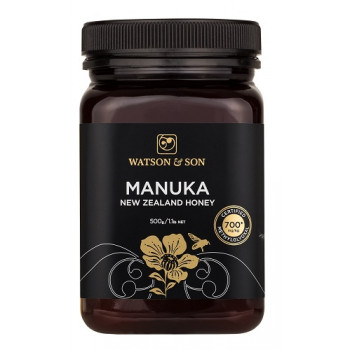 Watson & Son Manuka New Zealand Honey 700+ 500G