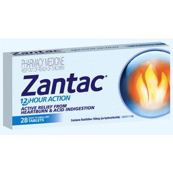 Zantac Relief 150Mg 28