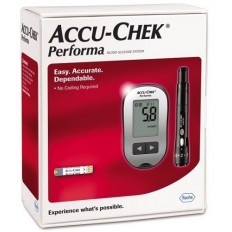 Accu-Chek Performa Blood Glucose Meter Kit