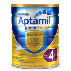 Aptamil Gold + 4 Junior Formula 900g