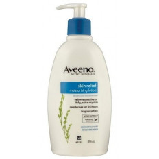 AVEENO SKIN RELIEF MOISTURISING LOTION 354ML PUMP