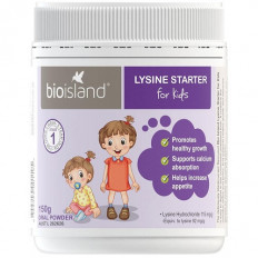 Bio Island Lysine Starter for Kids 150g Powder