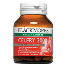 Blackmores Celery 3000mg 50 Tabs