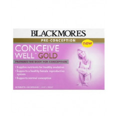 Blackmores Conceive Well Gold 56 Tabs