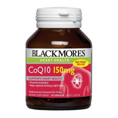 Blackmores CoQ10 High Potency 150mg 30 Capsules