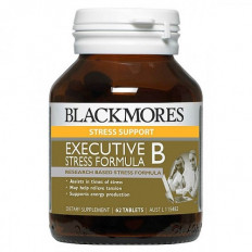 Blackmores Executive B Stress Formula Tabx62