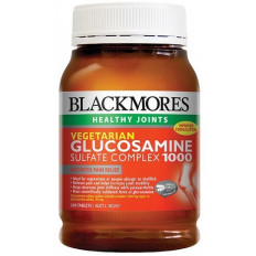 Blackmores Vegetarian Glucosamine 1000MG X200 Tablets