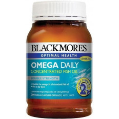 Blackmores OMEGA DAILY Caps 200 Caps