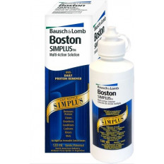 Boston Simplus® Multi-Action Solution 120mL