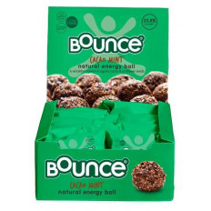 Bounce Cacao Mint Protein Bomb Balls 12x40g