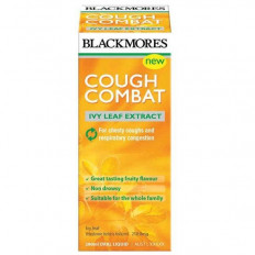 Blackmores Cough Combat Ivy Leaf Extract 200ml