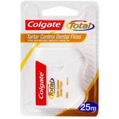 Colgate Total Tartar Control Dental Floss 25m