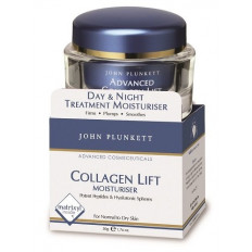 John Plunkett Advanced Collagen Lift Moisturiser 50g