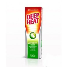 Deep Heat Arthritis Relief 100g
