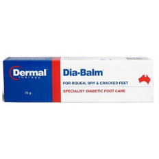 Dermal Therapy Dia-Balm 75g