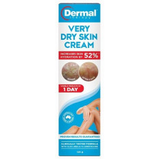 Dermal Therapy Very Dry Skin Cream 125G