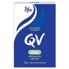 Ego Qv Bar Twin Pack 100gx2